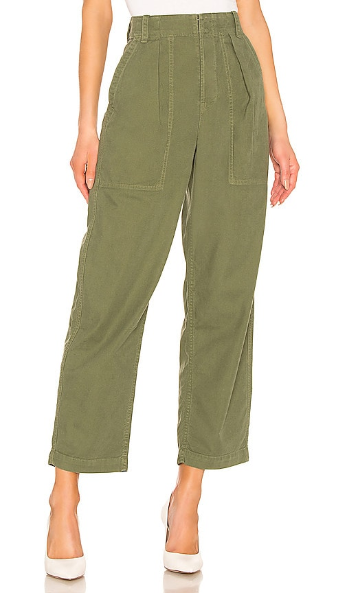 Cassidy Pleat Pocket Pant