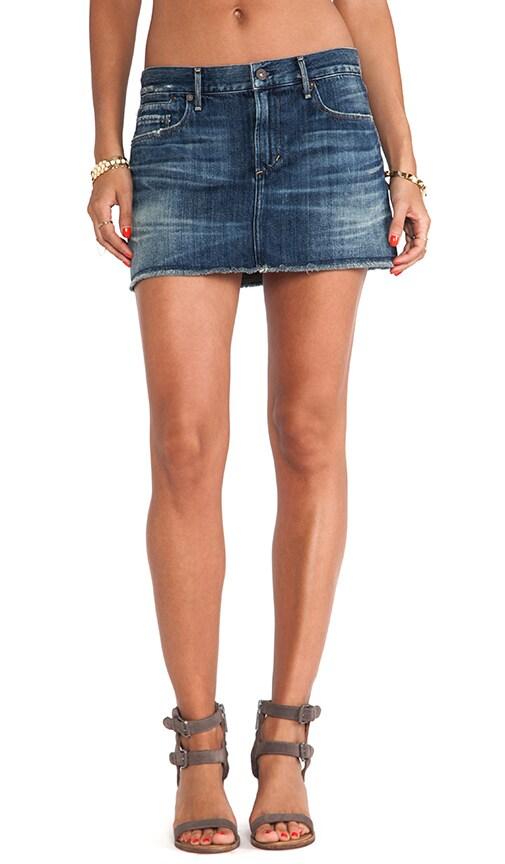 Premium Vintage Daria Mini Skirt