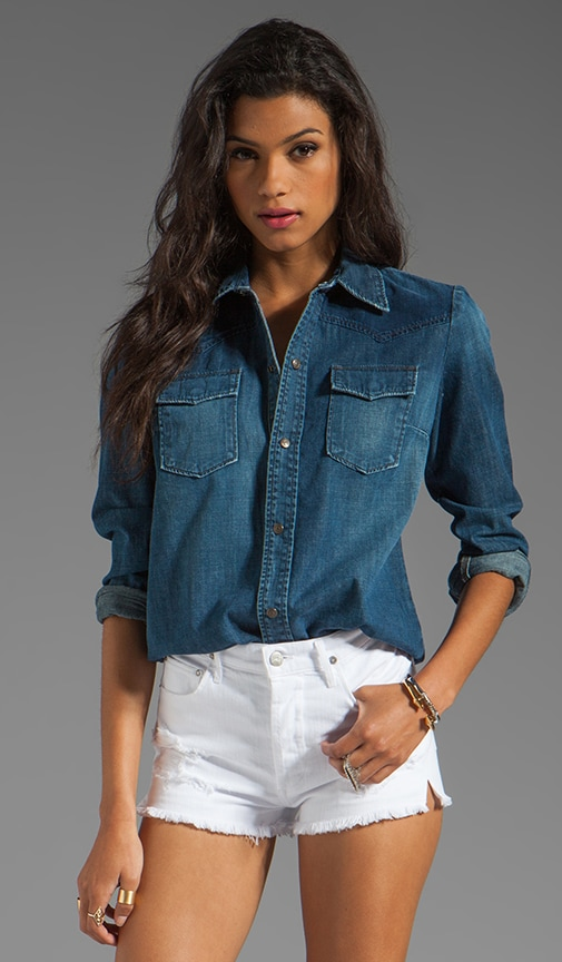 Leigh Western Shirt