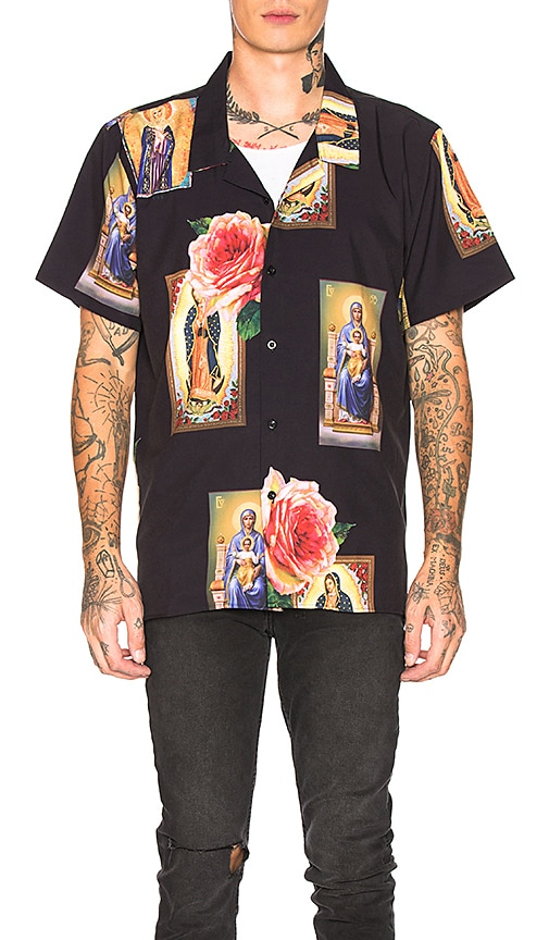 CHEMISE HOLY FLORAL