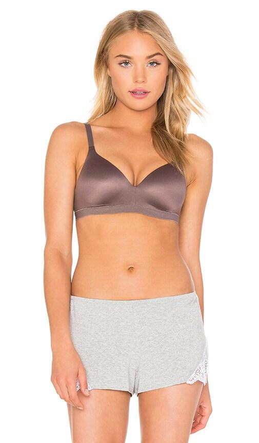 Calvin Klein Underwear Bare Shape Bra in Brown