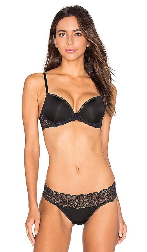 433378a858 Calvin Klein Underwear Seductive Comfort Demi Lift Multiway Bra in ...