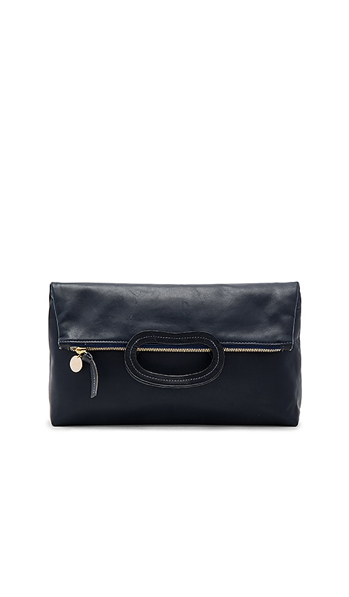 Marcelle Foldover Clutch
