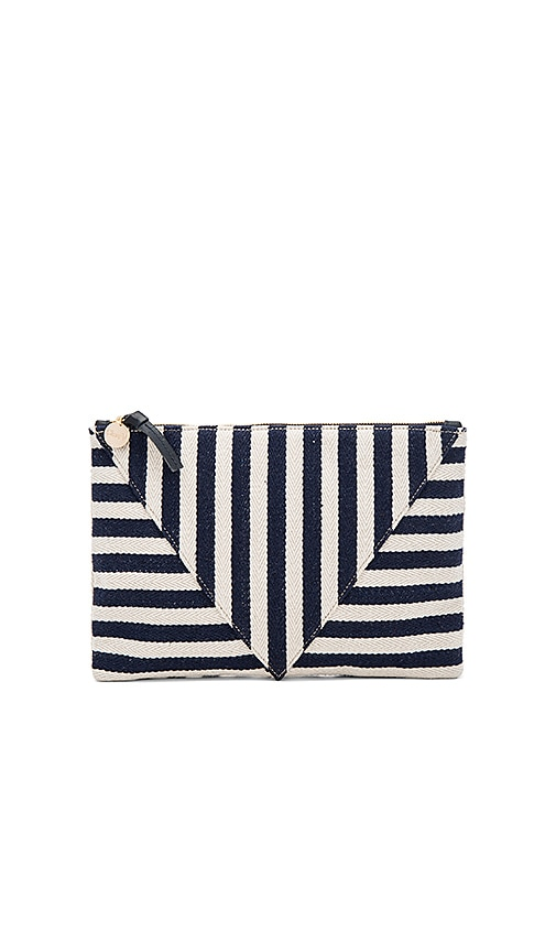 Patchwork Flat Clutch