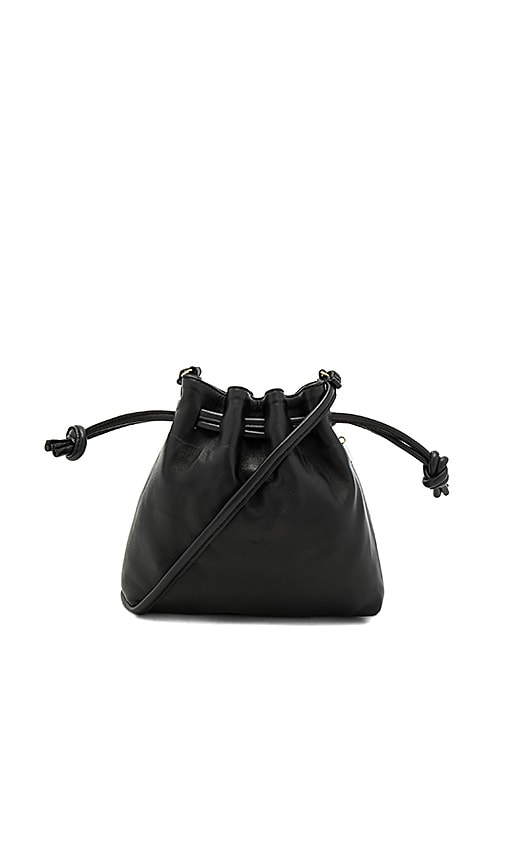 Clare V. Petit Henri Maison Bag in Black