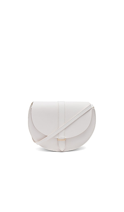 Clare V. Supreme Luce Bag in White