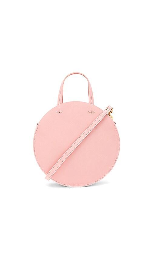 Clare V. Supreme Alistair Petit Bag in Blush