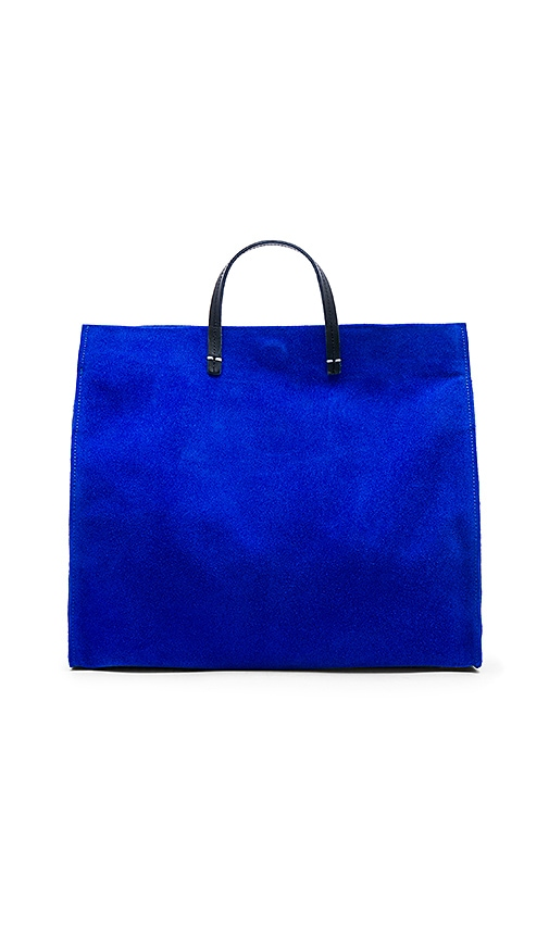 Clare V. Maison Simple Tote in Royal