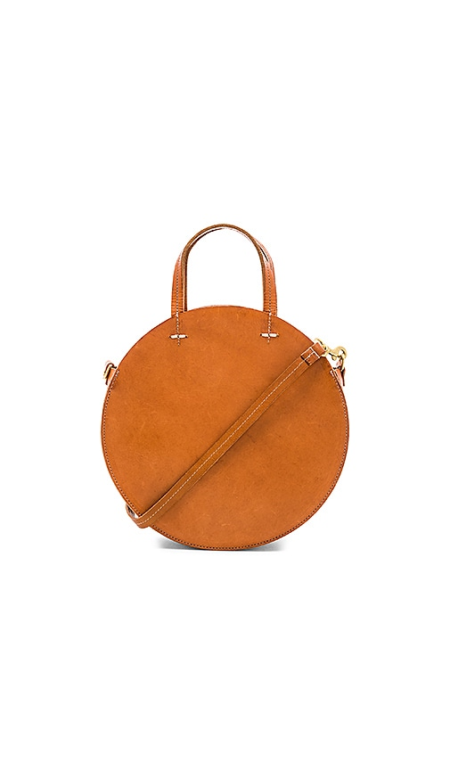 Clare V. Petit Alistair Tote in Brown