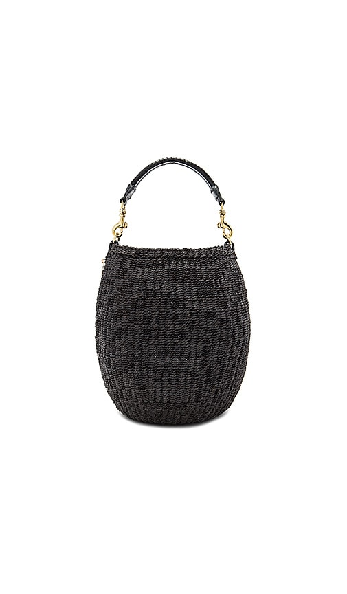 Clare V. Pot De Miel Tote in Black