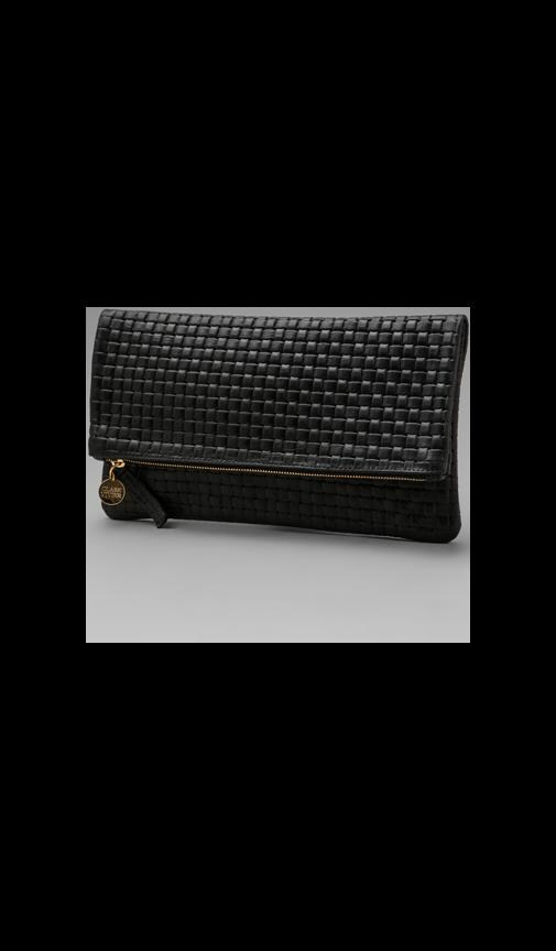Foldover Deluxe Clutch
