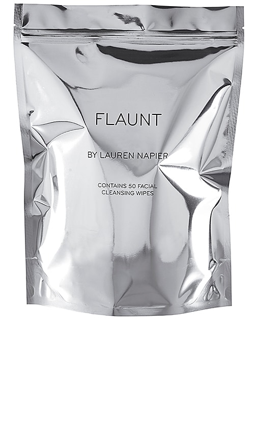 Parade Flaunt Facial Cleansing Wipes