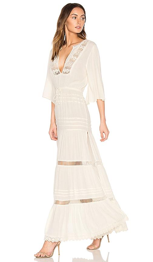 Cleobella Ora Dress in White
