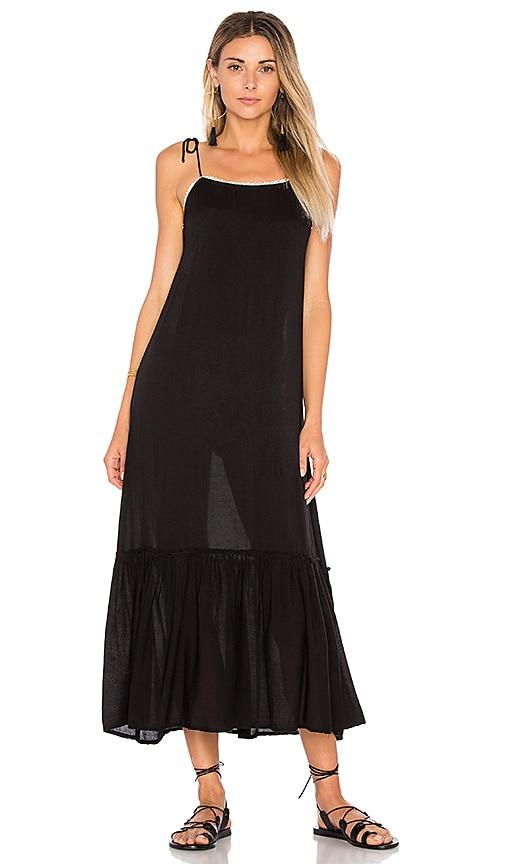 Cleobella Pipa Slip Dress in Black