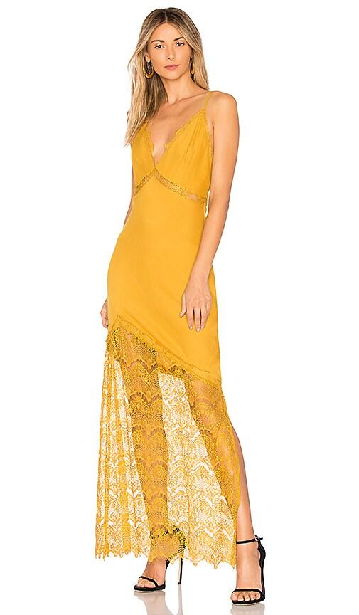 Cleobella NEBULA SLIP DRESS