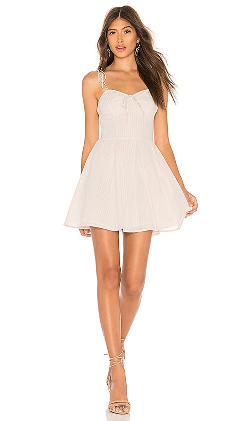 X REVOLVE Lennon Short Dress
