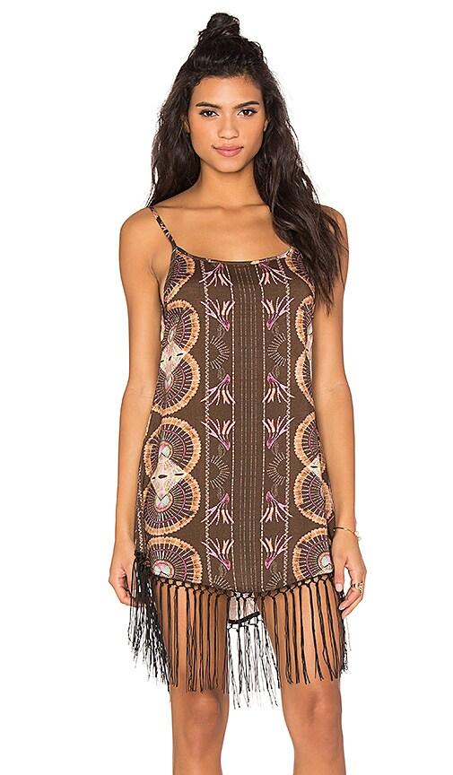 Cleobella Kate Dress in Brown
