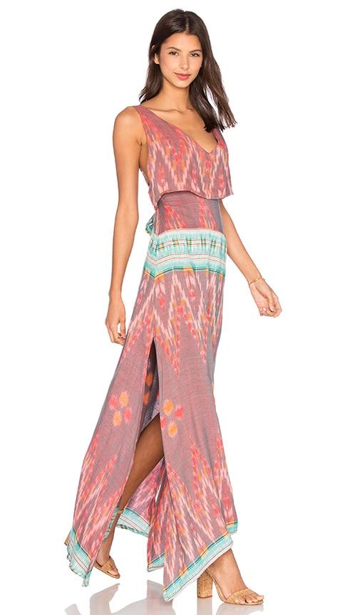 Cleobella Robe Spice IkatRevolve En Azara WYEb2D9eHI