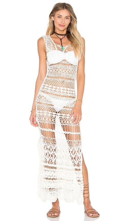 Cleobella lace dress