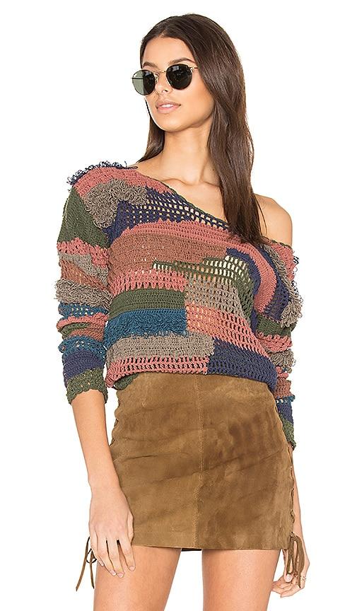 Cleobella Lani Sweater in Blush
