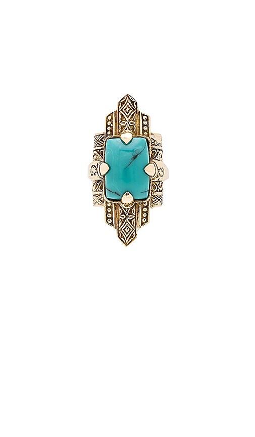 Cleobella Kyrie Ring in Brass