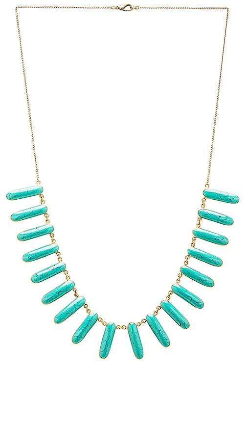 Cleobella L'wren Necklace in Metallic Gold
