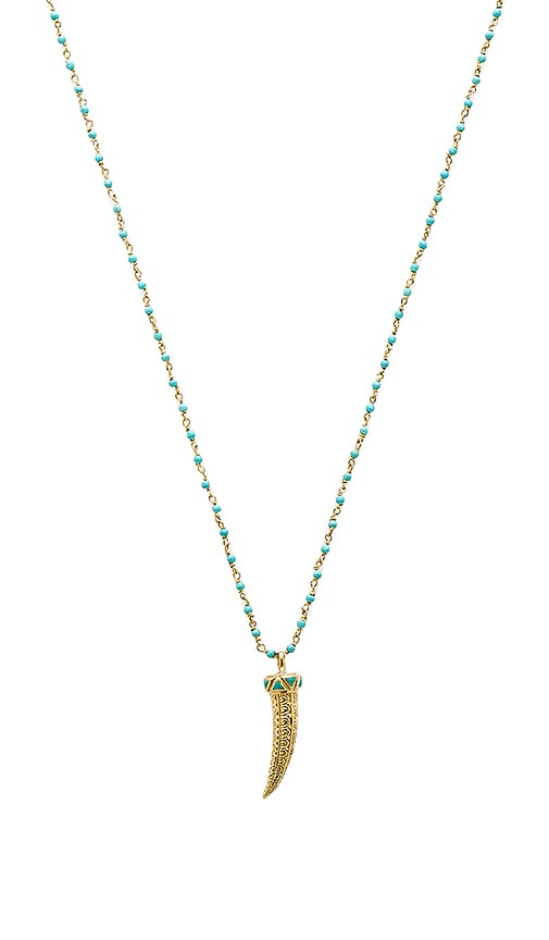 Cleobella Baylin Necklace in Blue