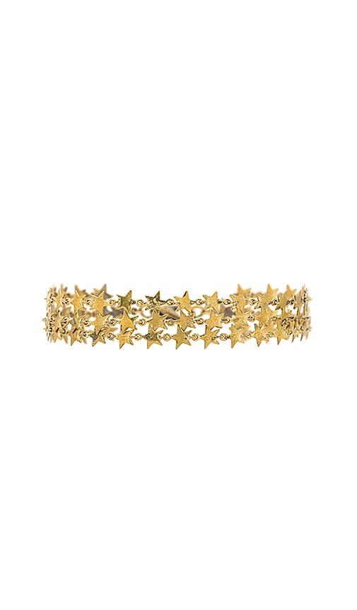 Cleobella Sarafina Bracelet in Metallic Bronze