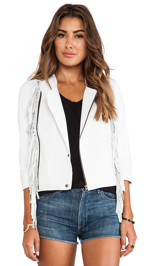 Everly Fringe Jacket
