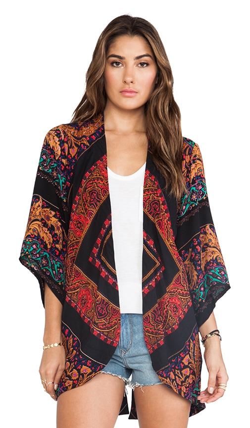 May Fringe Kimono