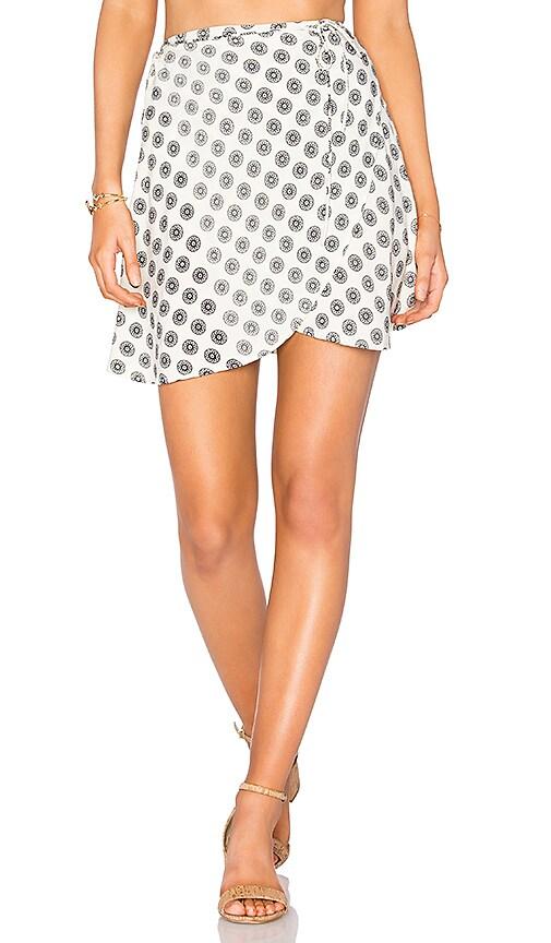 Lancashire Wrap Skirt