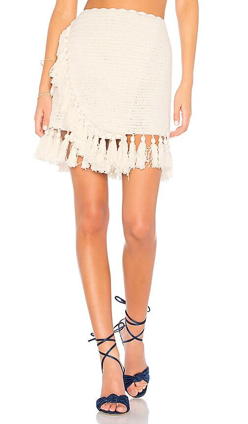 Cleobella Asana Skirt in Ivory
