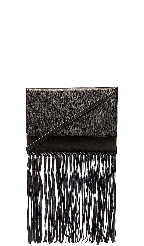 Cleobella Sage Clutch in Black