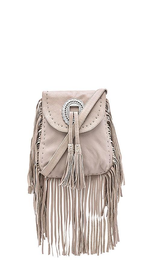 Cleobella Bandit Crossbody Bag in Ivory