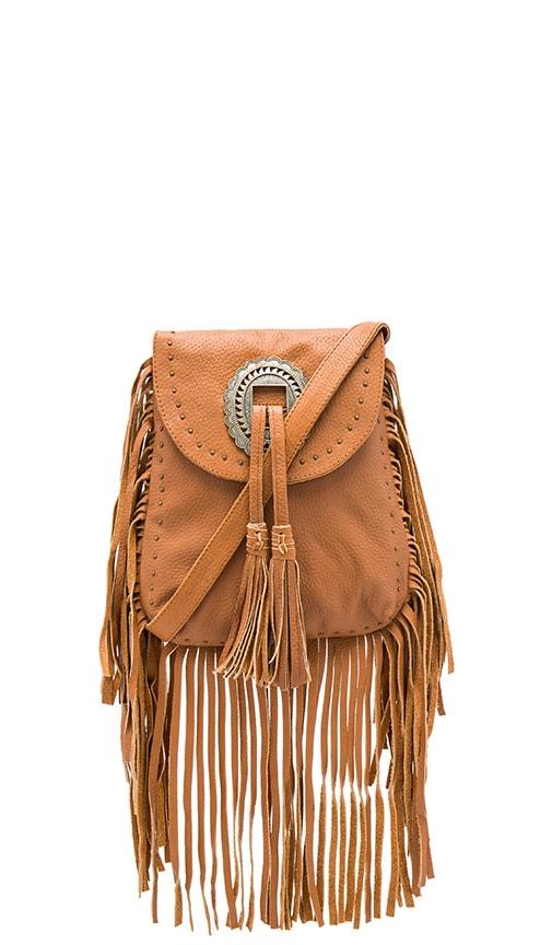 Cleobella Bandit Crossbody Bag in Tan