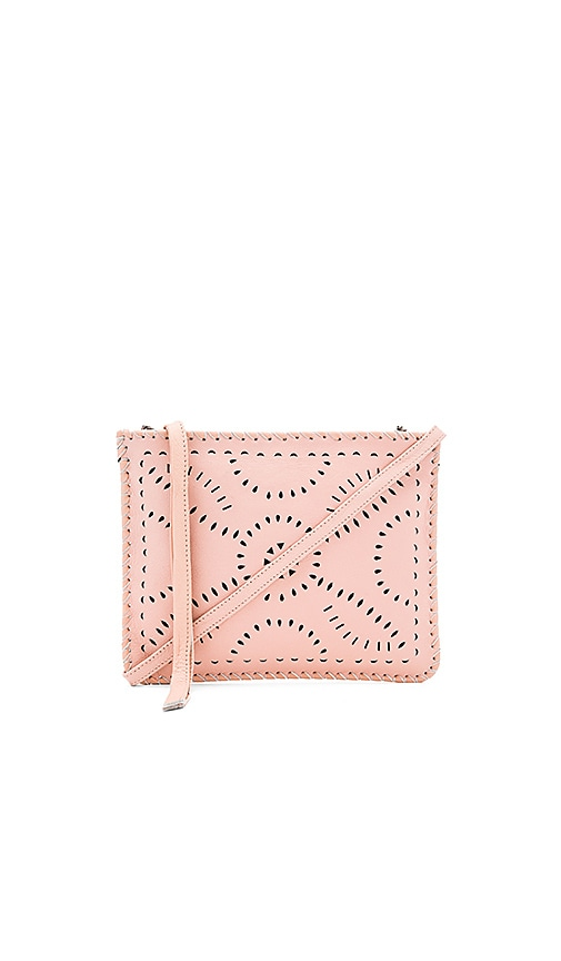 Cleobella Mexicana Crossbody Bag in Blush