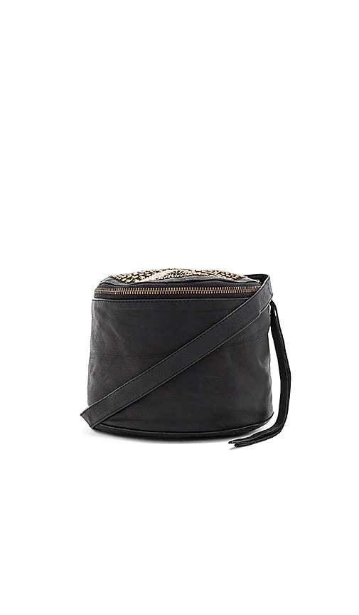 Cleobella Jenna Crossbody Bag in Black