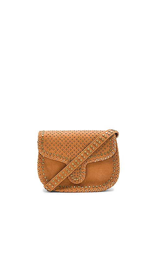 Cleobella Phoebe Medium Crossbody Bag in Tan