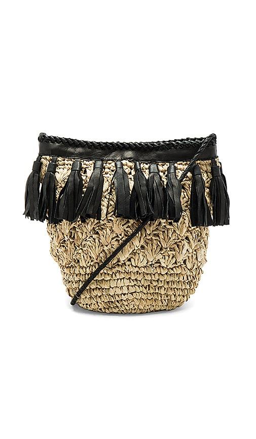 Cleobella Twain Small Satchel Bag in Beige