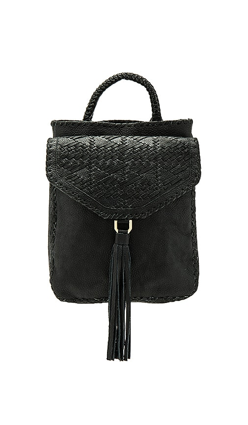 Cleobella On My Side Backpack in Black