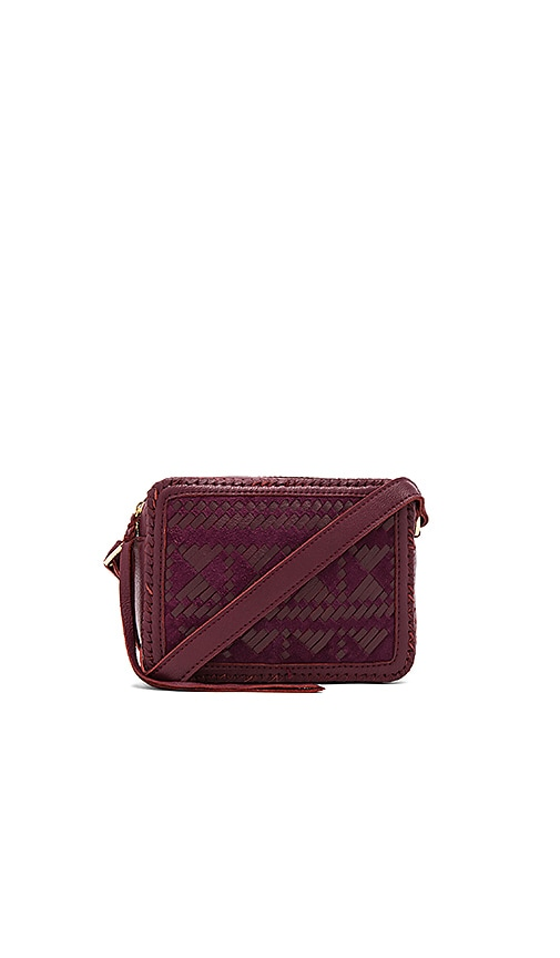 Cleobella Beatrice Crossbody in Burgundy