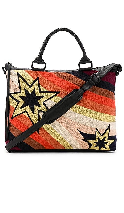 Cleobella Funkytown Weekender Bag in Black