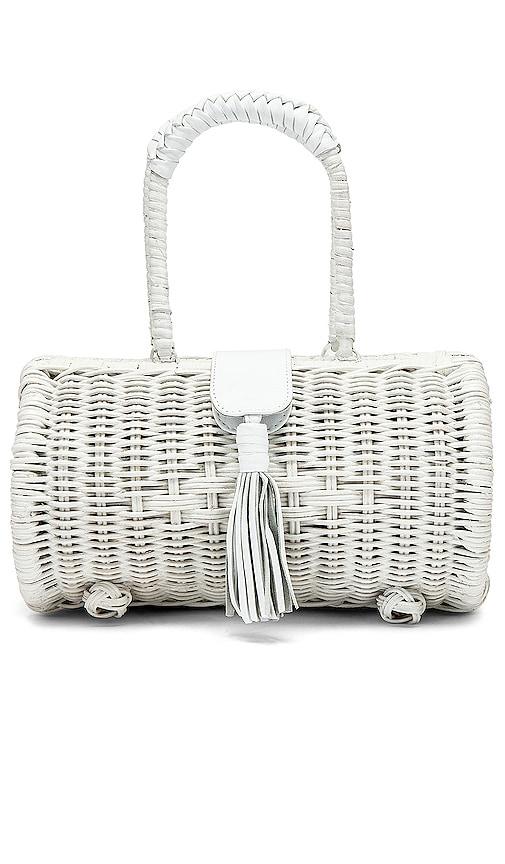 Clarissa Basket Bag