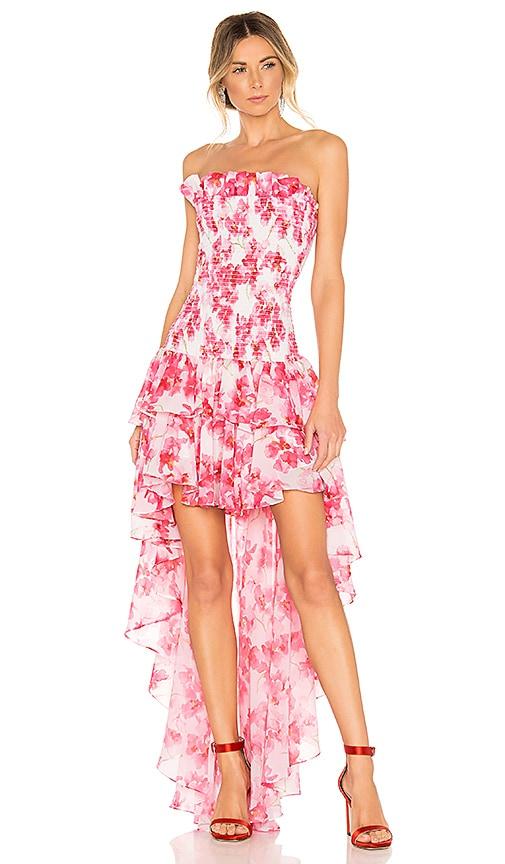 X REVOLVE Lola Smock Dress