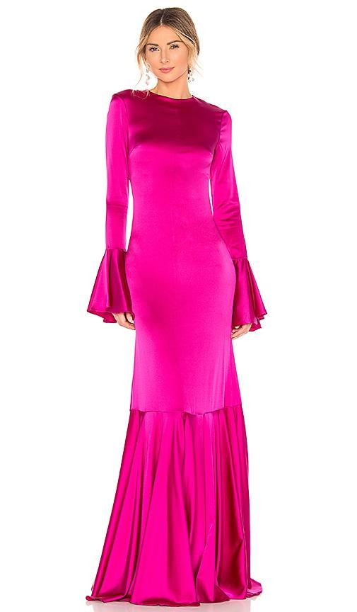 X Revolve Allonia Gown by Caroline Constas