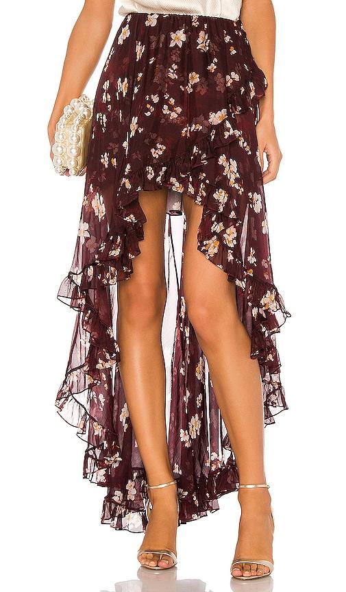 Adelle Ruffle Skirt