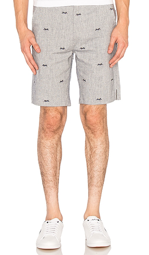 CLOT Diver Shorts in Gray
