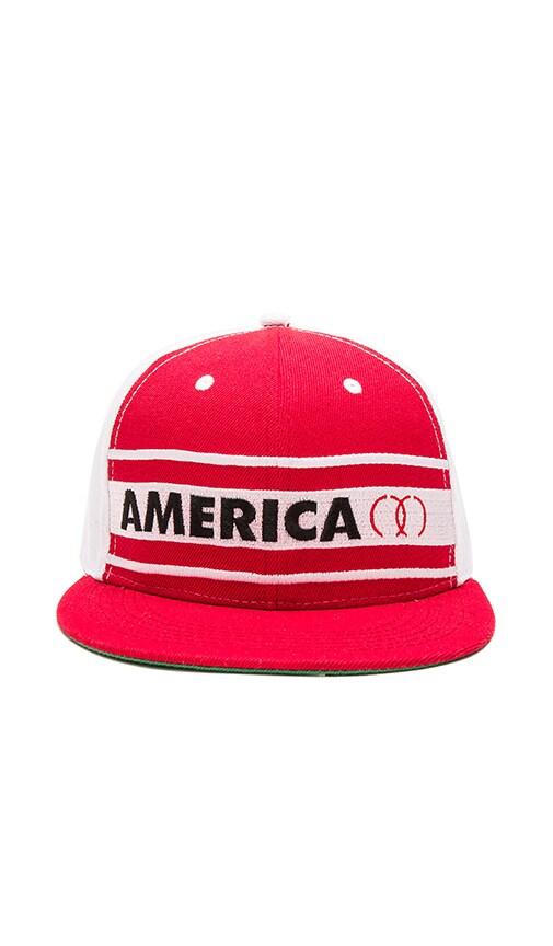 x REVOLVE America Cap