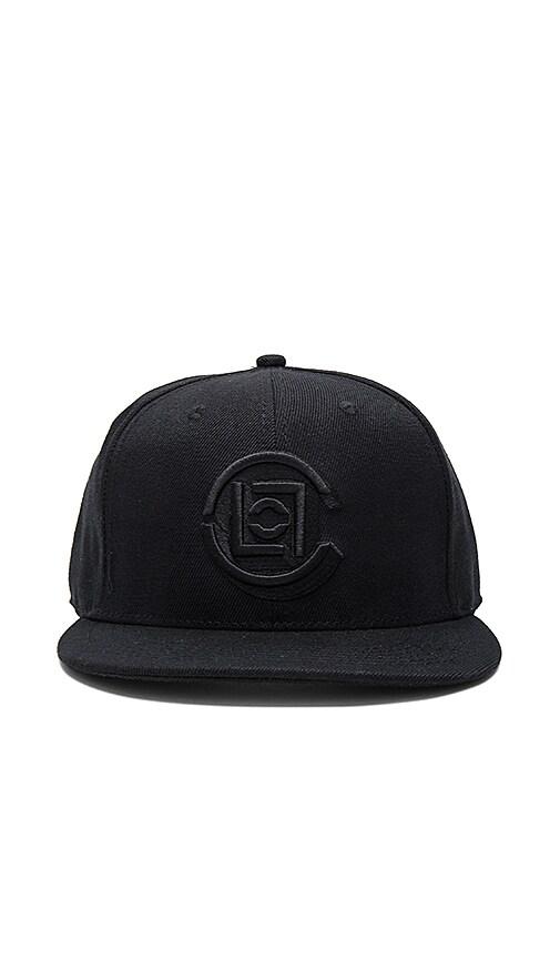 CLOT Logo Snapback in Black