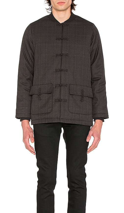 CLOT Suiting China Jacket in Black